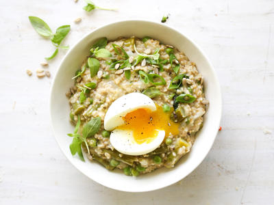Spring Risotto Oats