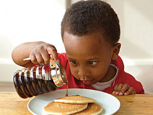 Healthy Kids' Breakfast Recipes