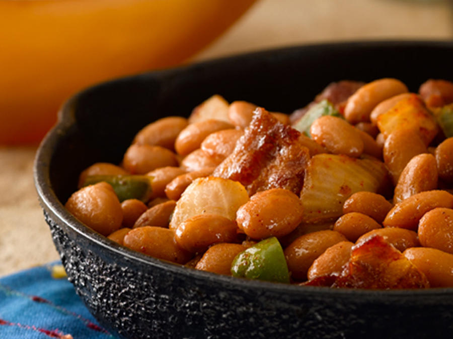 BUSH'S® Chipotle Grilled Pinto Beans With Honey [Ad]