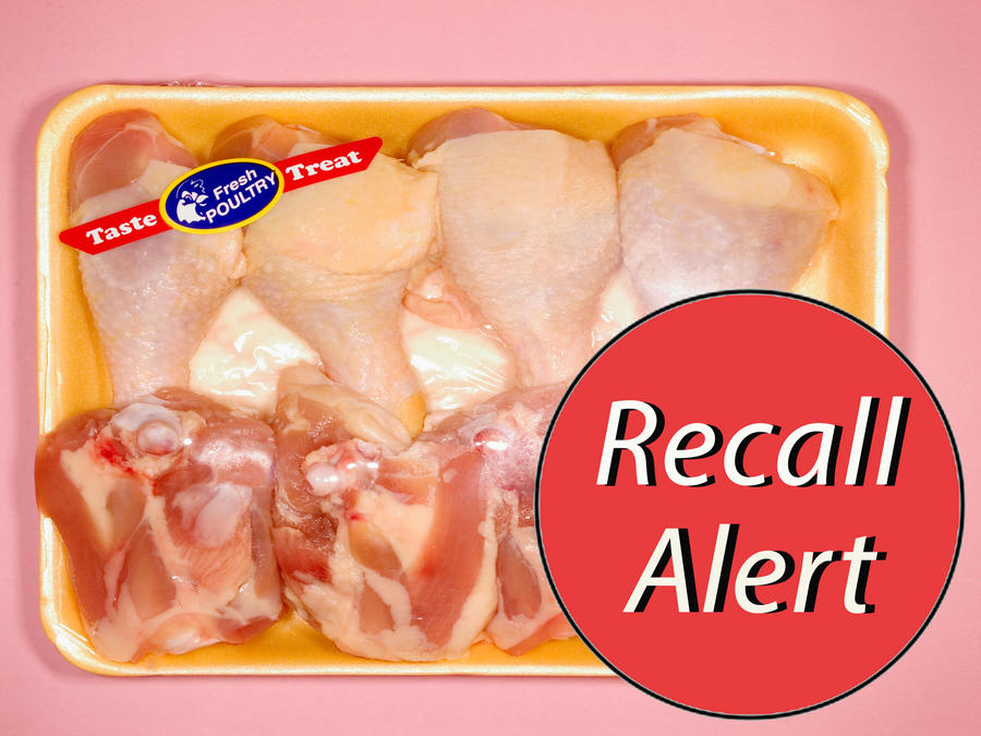 Chicken Products Recalled at Trader Joe's, Aldi, Target, and More for