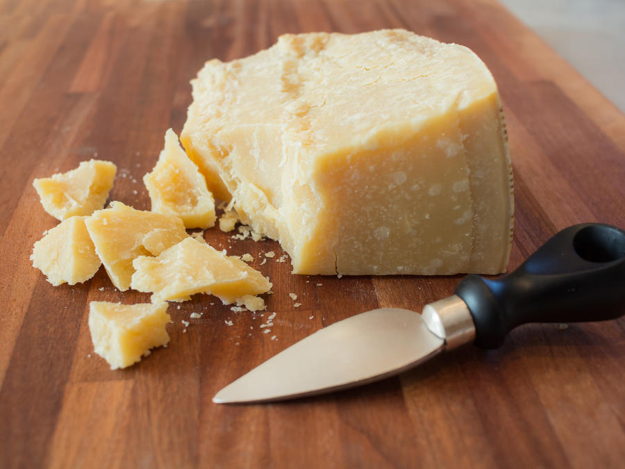 This Lesser-Known Cheese Is My Favorite Parmesan Alternative -