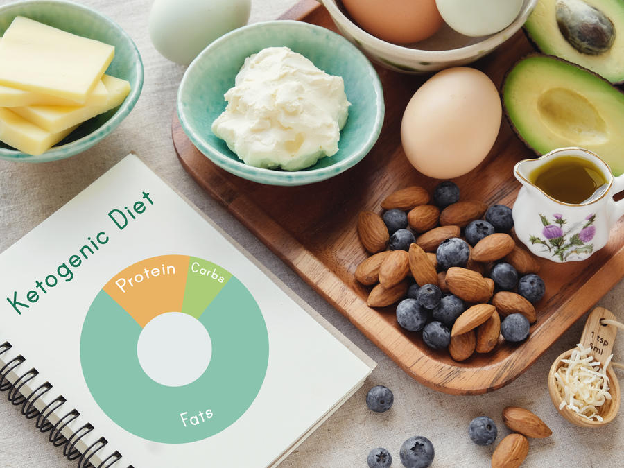 Which Low-Carb Diet Is Healthier—Keto or Atkins? - Cooking Light
