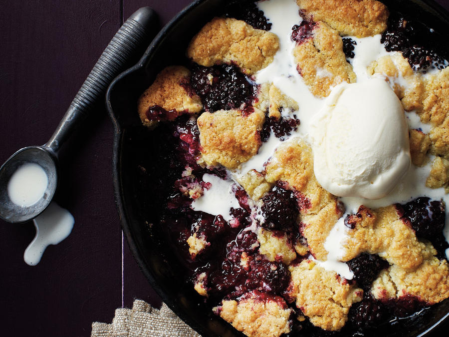 Blackberry Recipes - Cooking Light