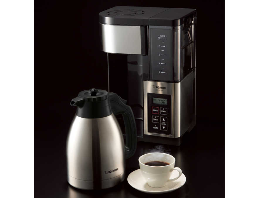 zojirushi coffee brews iced hot