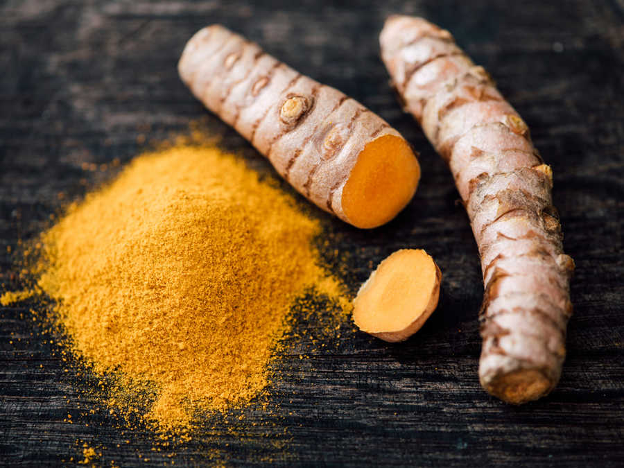 Turmeric Powder and Root