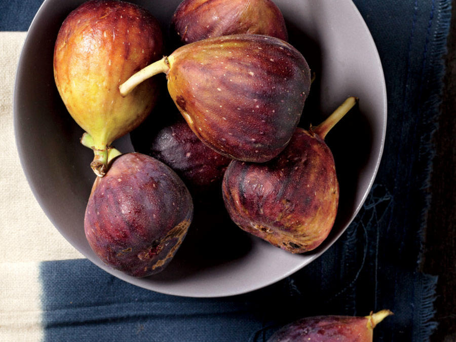 Fresh-Picked Figs