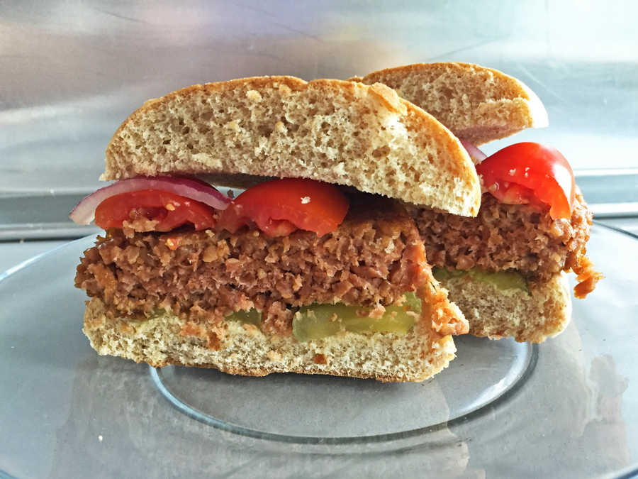 Can you grill beyond meat burgers