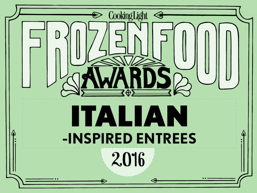 Italian-Inspired Frozen Food Awards