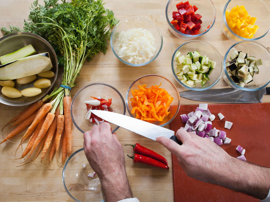 Cooking Vegetables Takes More Creativity—And That's a Good Thing -