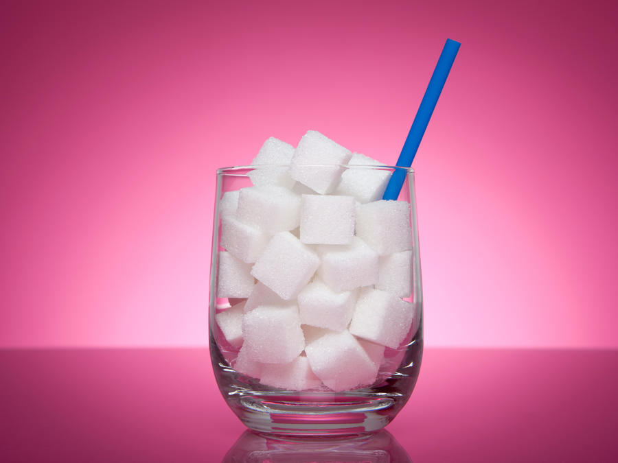 Sugar in a Glass