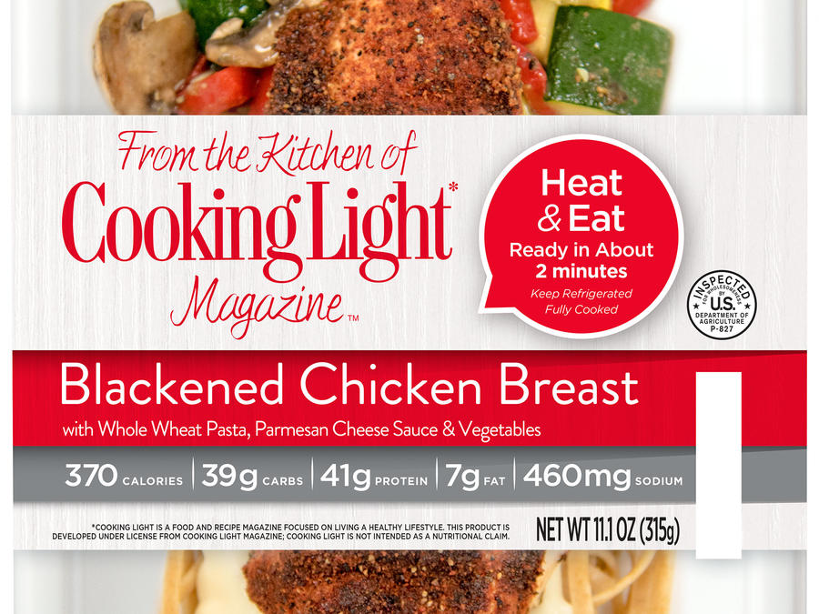 Perfect Fit Meals Cooking Light