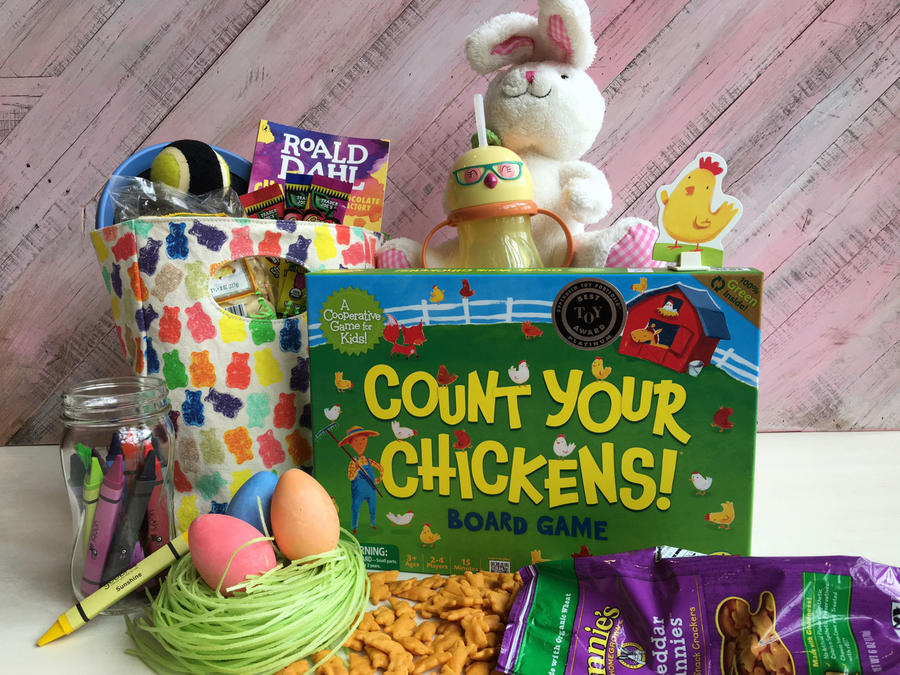 14 ideas for a healthier easter basket cooking light negle Images