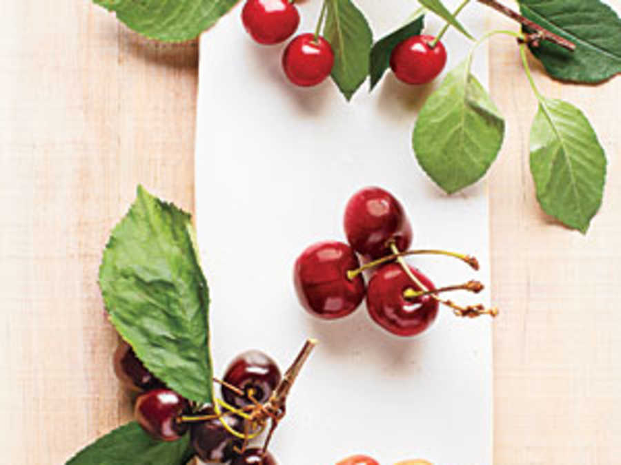 Guide To Cherries Cooking Light