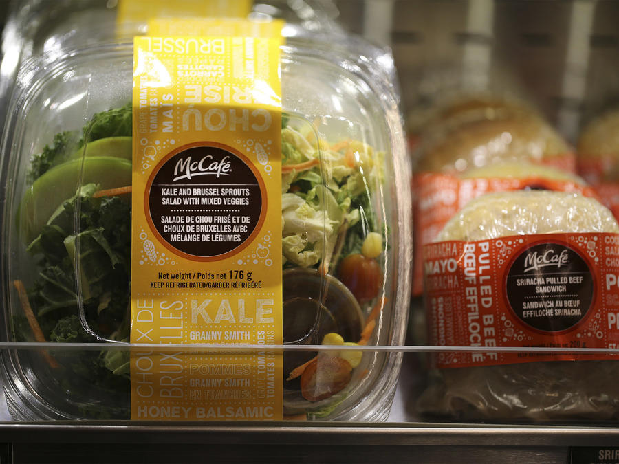 Mcdonalds Tainted Salads Contaminated With Cyclospora Sickens 395