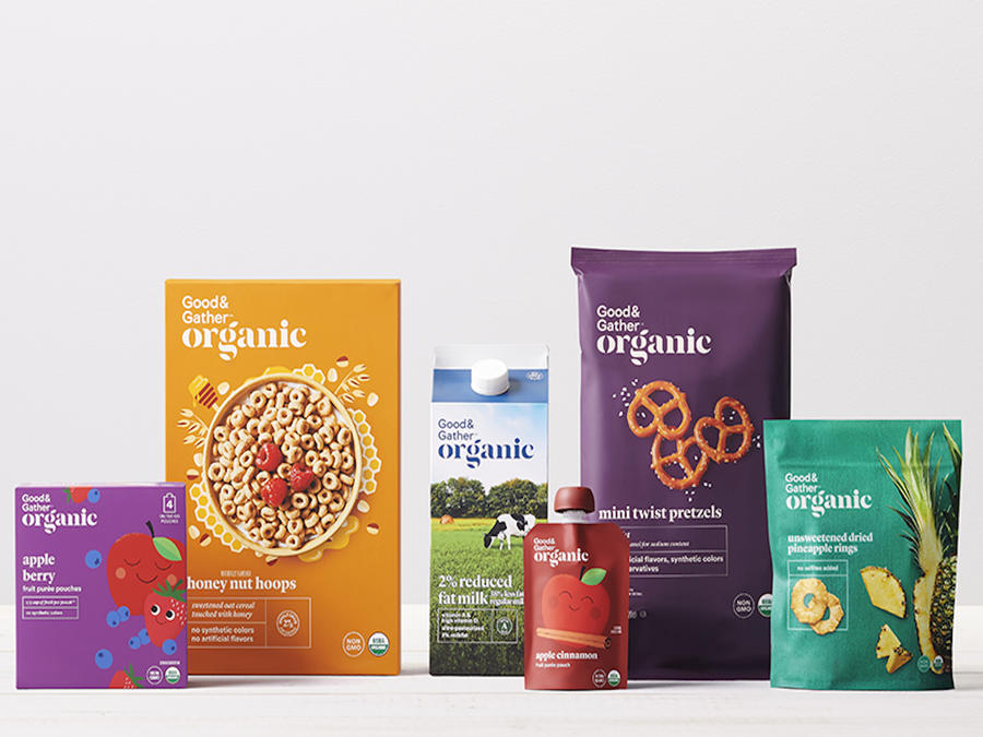 Target's Launching a Better-For-You Food Brand - Cooking Light