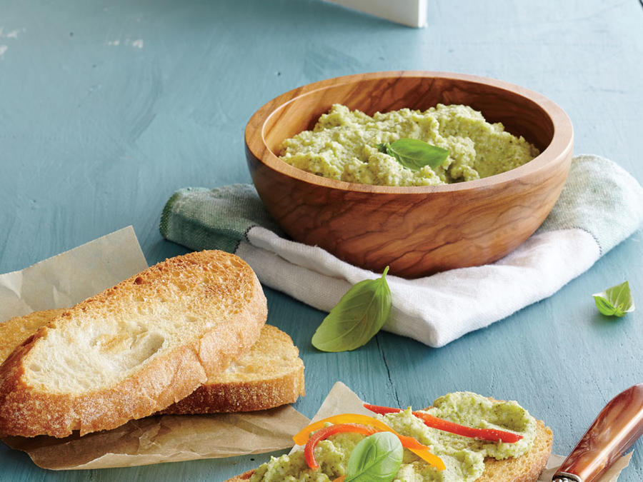 Green Broccoli Spread
