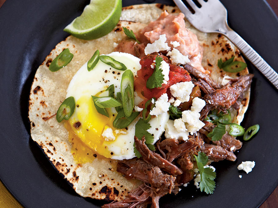 Eggs Barbacoa - Top-Rated Egg Recipes - Cooking Light