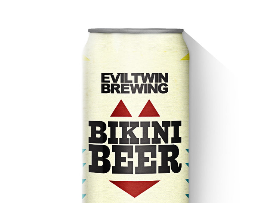 Wine and beer guide evil twin brewing bikini beer 10 for Best light craft beers