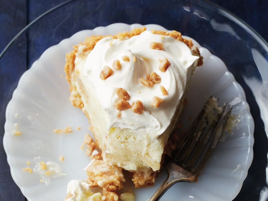 Double-Banana Cream Pie - Our Best Healthy Pie Recipes ...