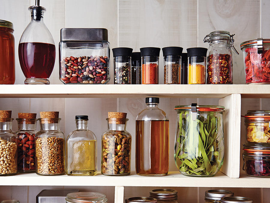 Give Your Pantry Staples A Healthy Makeover Healthy
