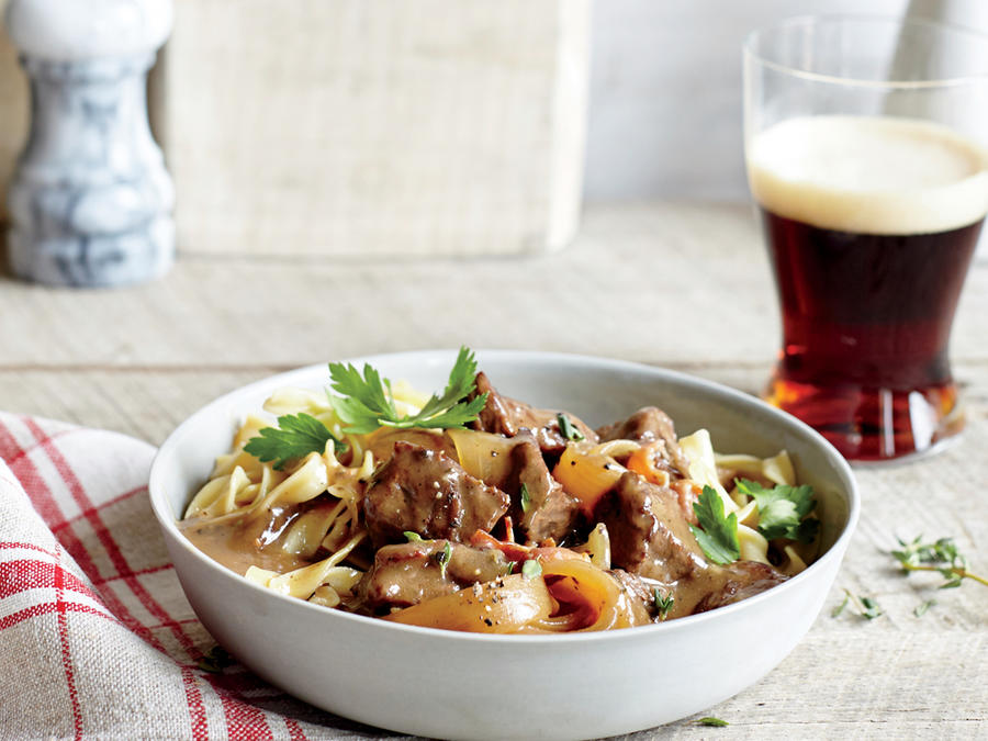 Flemish Beef and Beer Stew