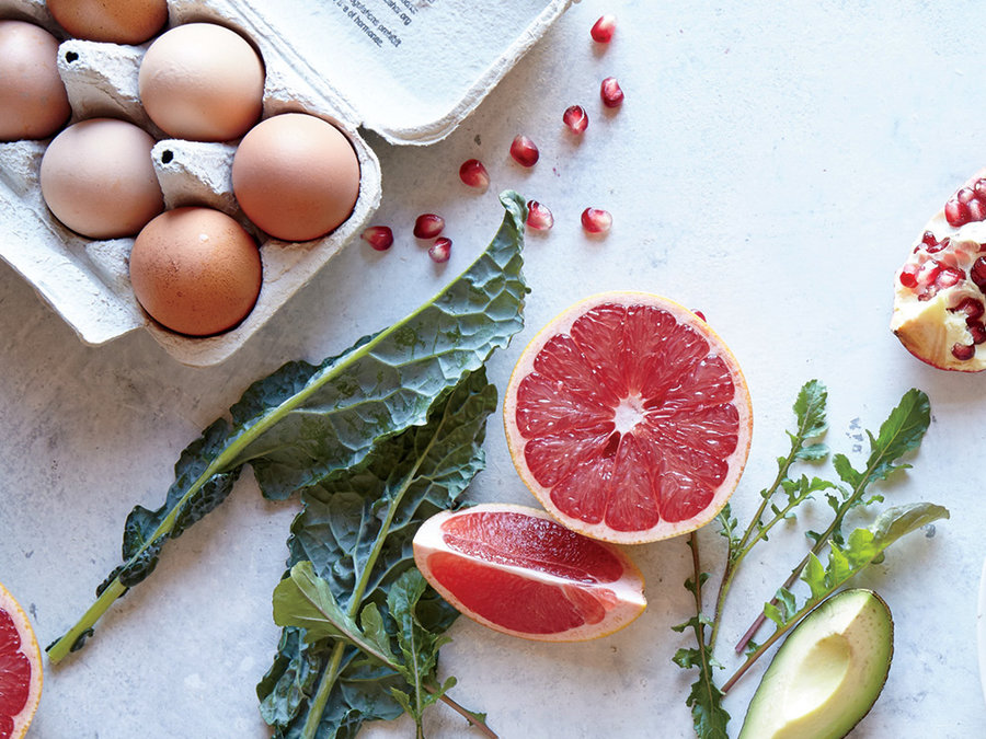 How to Build a Breakfast Salad