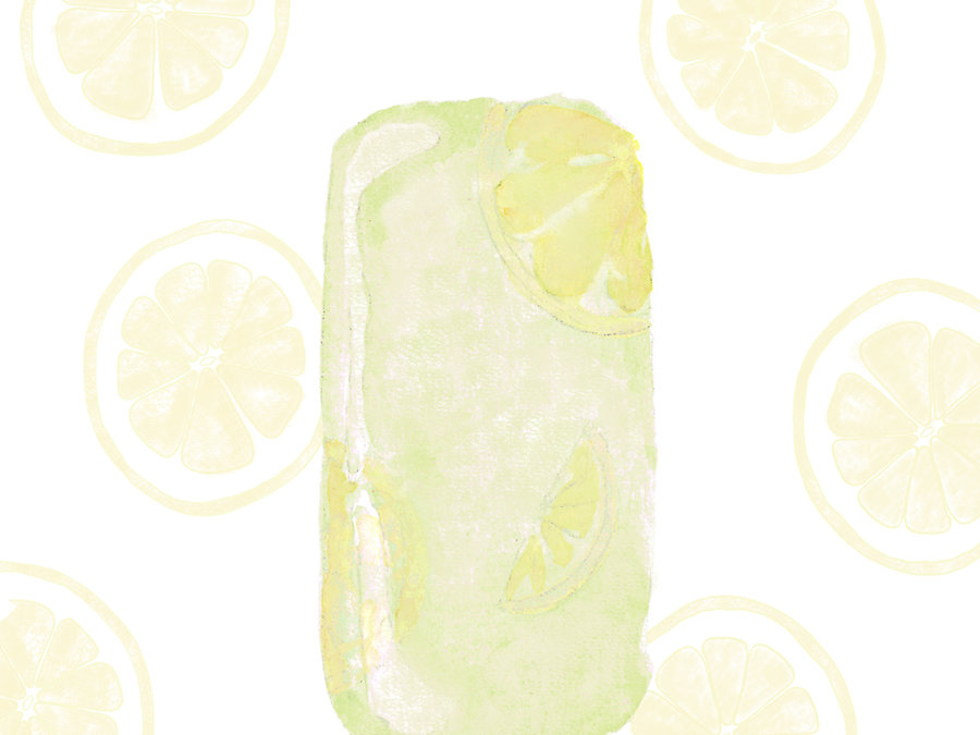 3-Ingredient Avocado Lemonade Pops
