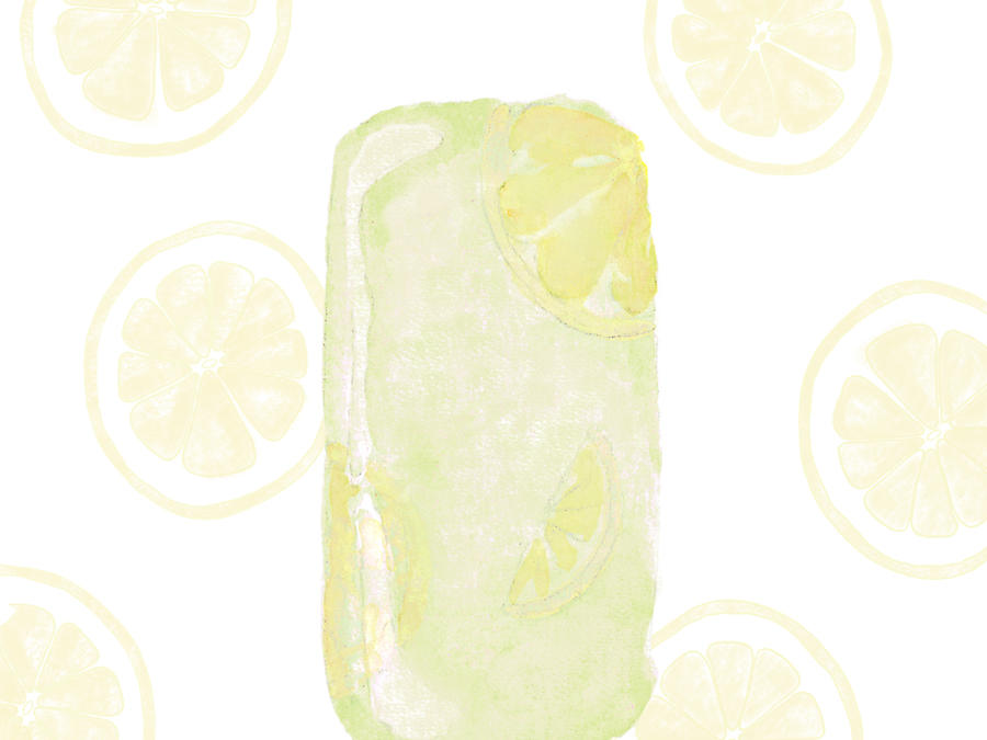 Avocado Lemonade Pops
