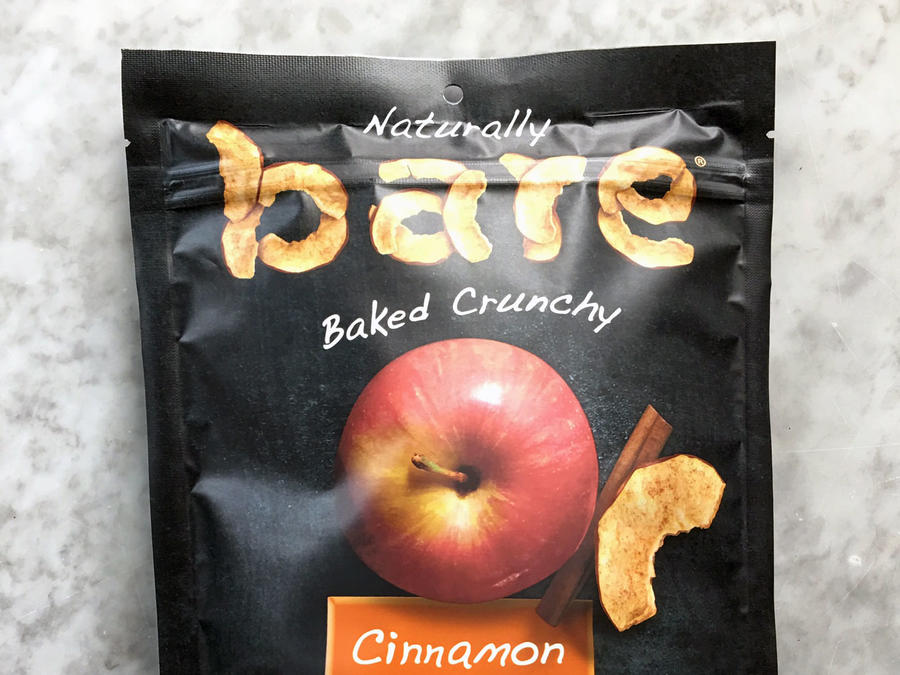Healthiest Kids Snacks Bare Snacks Apple Cinnamon Chips