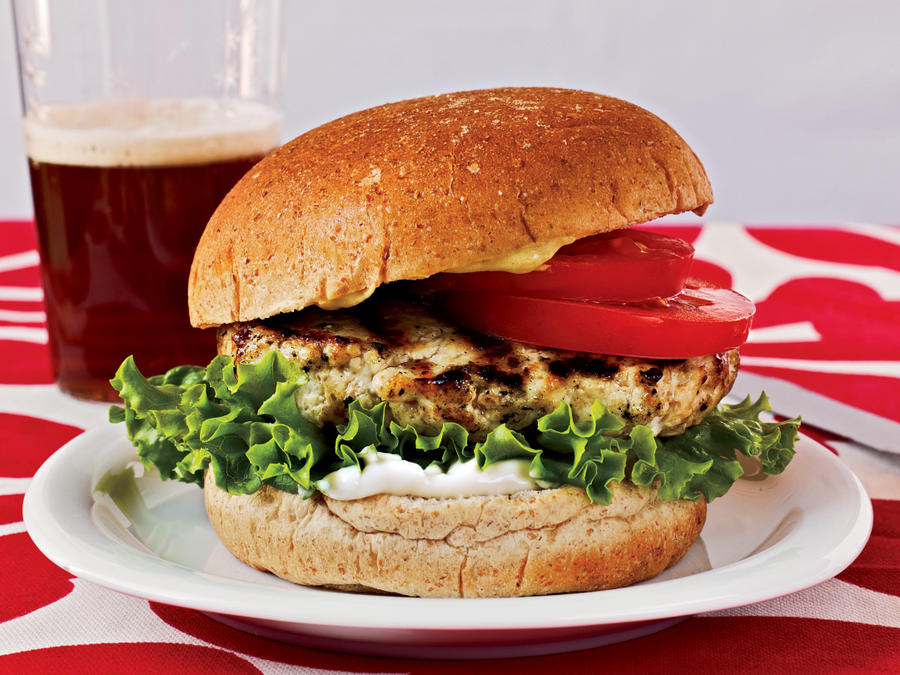 Grinding Chicken Burgers 60 Healthy Chicken Breast Recipes Cooking Light