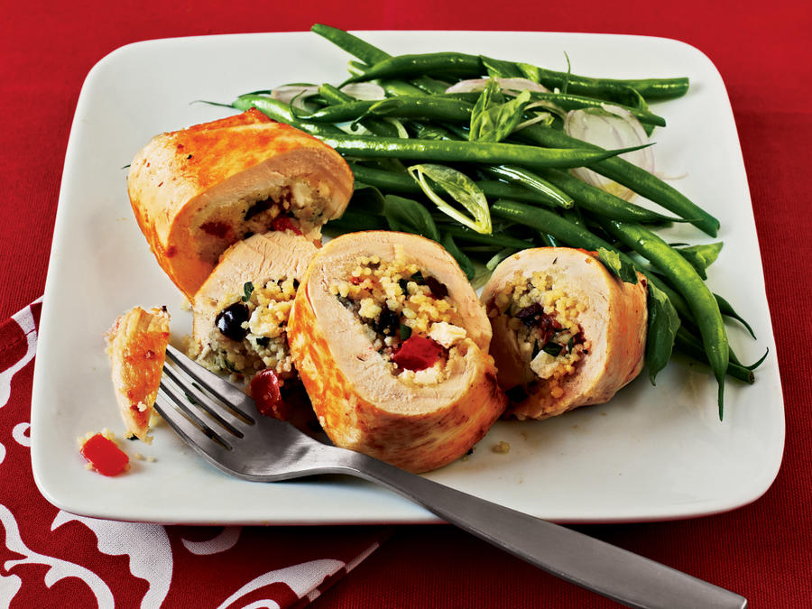 Healthy easy stuffed chicken breast recipes