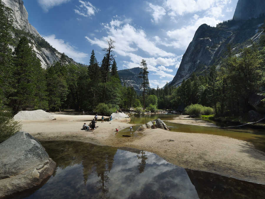 Yosemite National Park Pass