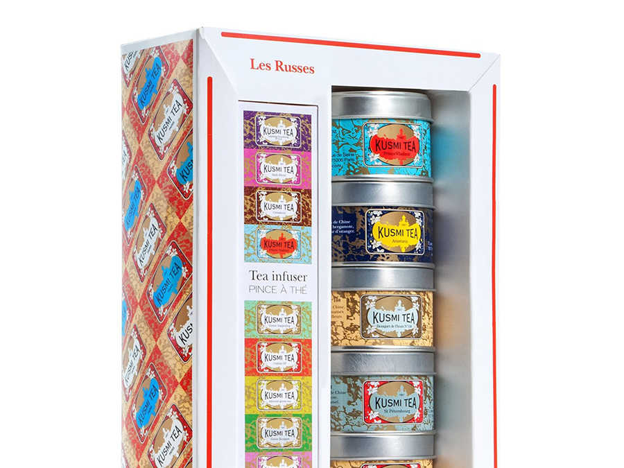 Kusmi Russian Tea Gift Set