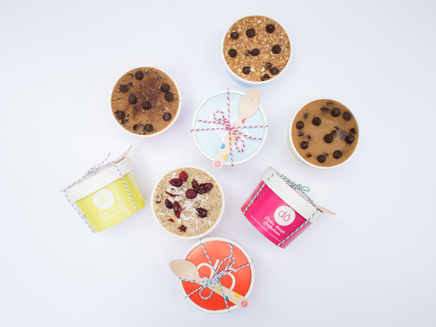Cookie DŌ Confections Health Nut Pack