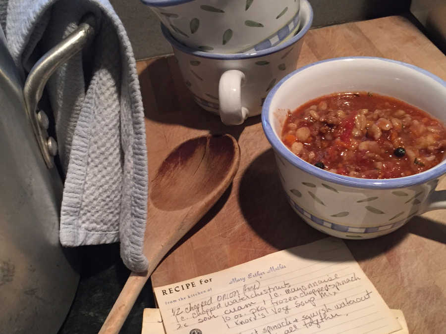 Soup Recipes with Roots