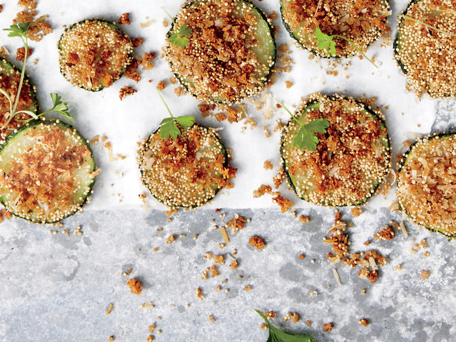 Crunchy Zucchini Chips Weight-Loss Plan