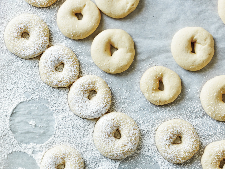 """Anise-Flavored """"Doughnuts"""""""