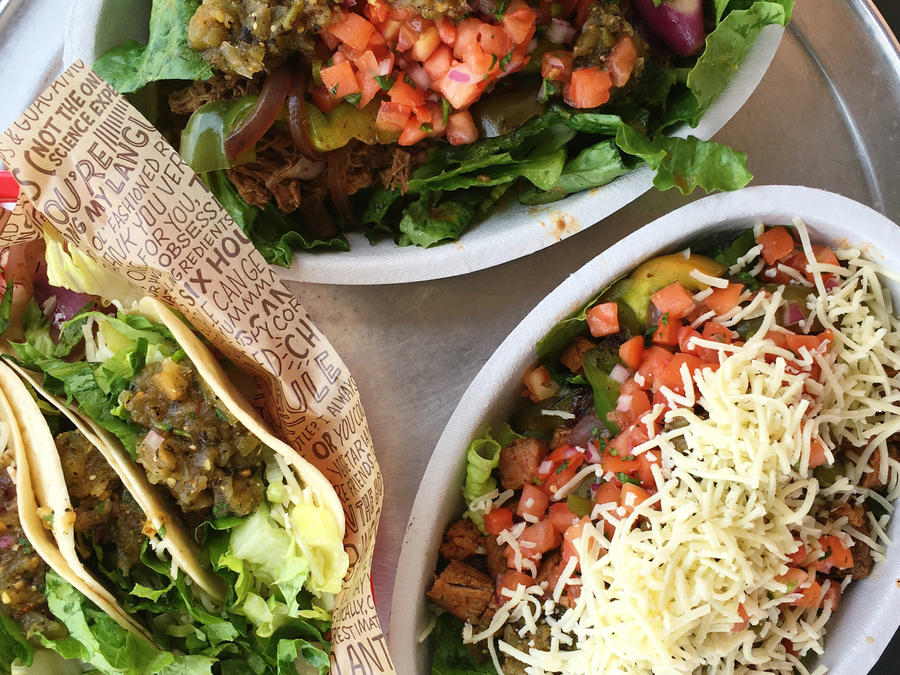 Clean Eating Fast Mexican