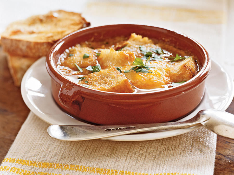 Healthy Vegetarian Soups and Stews
