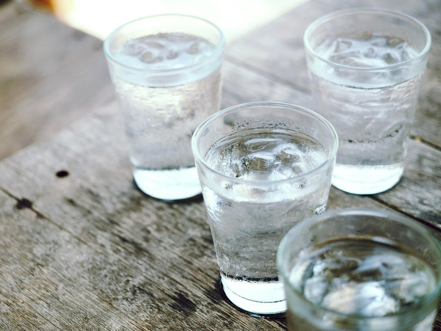 Metabolism Boosting Hands Water Glass