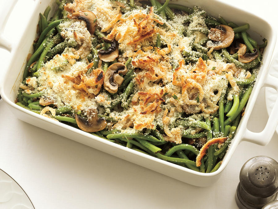 Healthy Vegetable Casseroles