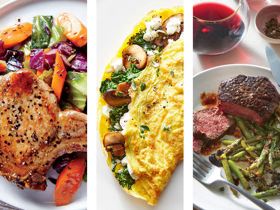 Sunday Strategist: A Week of Healthy Dinners — February 27-March 3