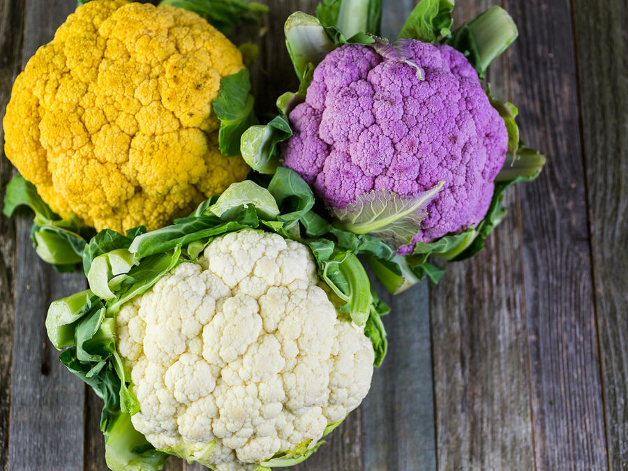 Fall Cauliflower Guide