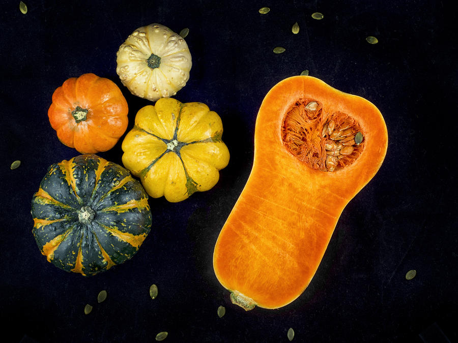 Fall Winter Squash Guide