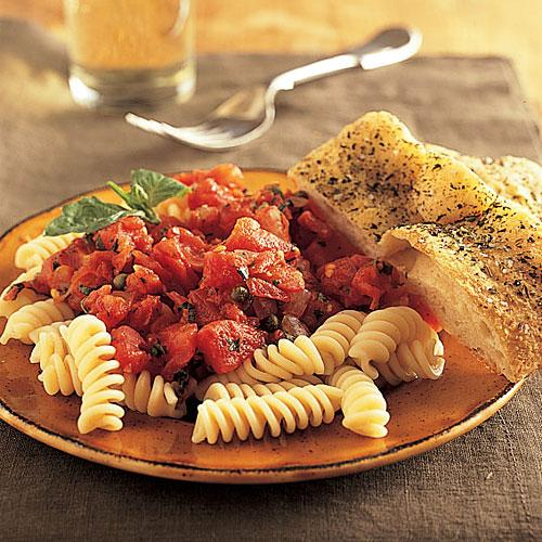 Marinara Sauce Over Rotini Recipes