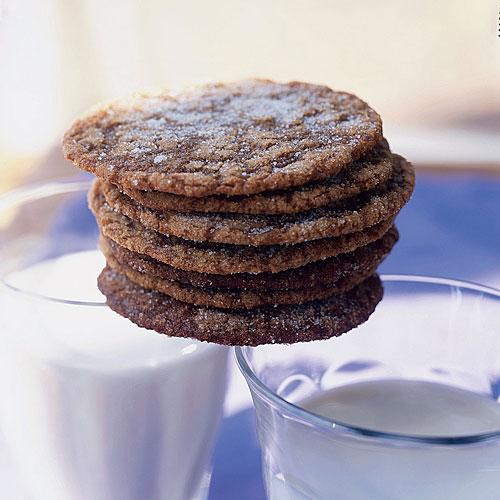 Whole Wheat Flour Alaska Molasses Cookies