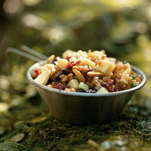 Top-Rated Fruit Recipe: Wheat Berry Salad with Dried Fruit