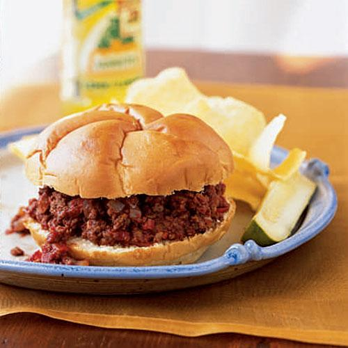 Healthy Vegetarian Sloppy Joes Recipes