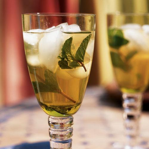 Iced Mint Tea Recipe