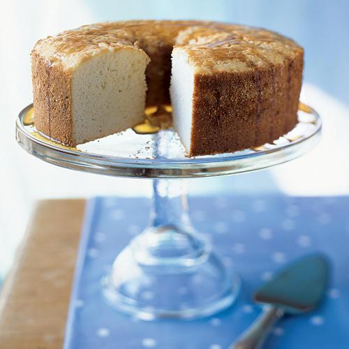 Sour Cream Pound Cake with Rum Glaze Easter Dessert Recipe